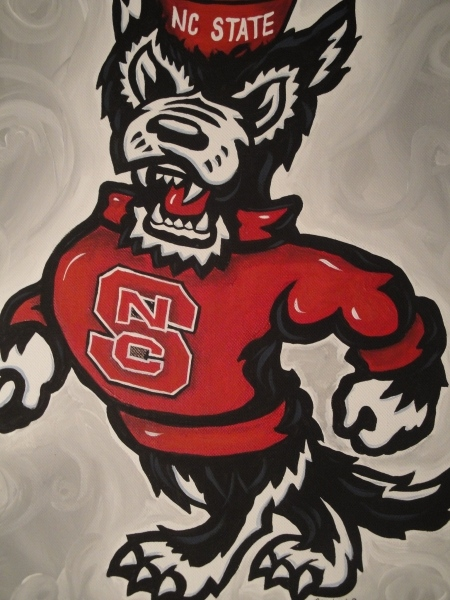 NC State Wolfpack Raleigh