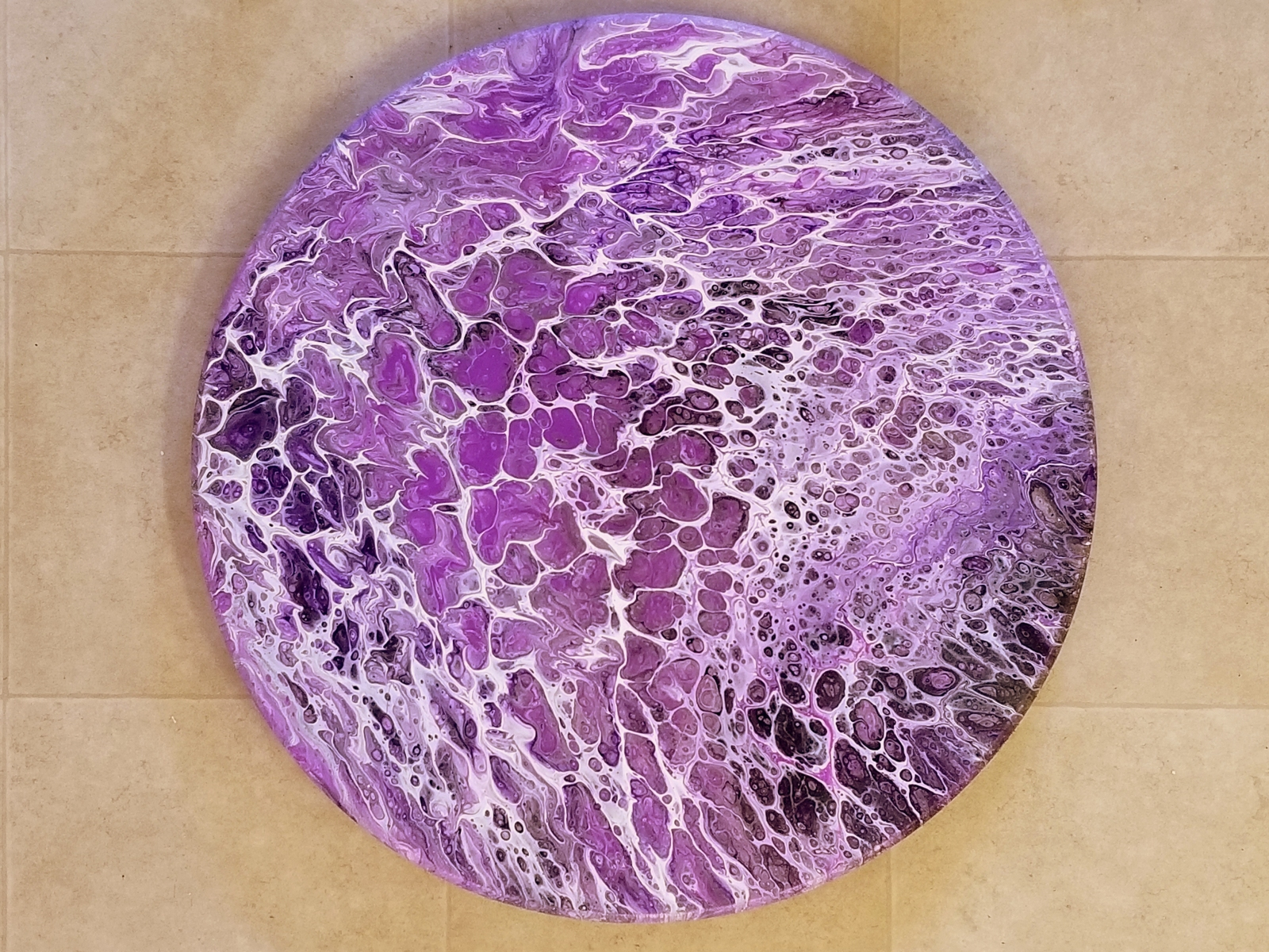 Lazy Susan purple dream