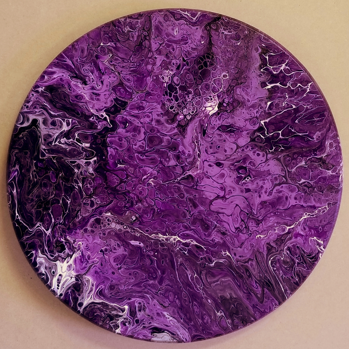Lazy Susan Soufan Purple