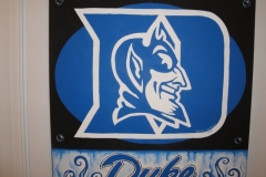 Duke Blue Devil Durham